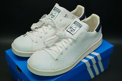 $ CDN129.25 • Buy ADIDAS STAN SMITH OG PK PRIMEKNIT Off White Trainers Rare Classic Sneakers Shoes