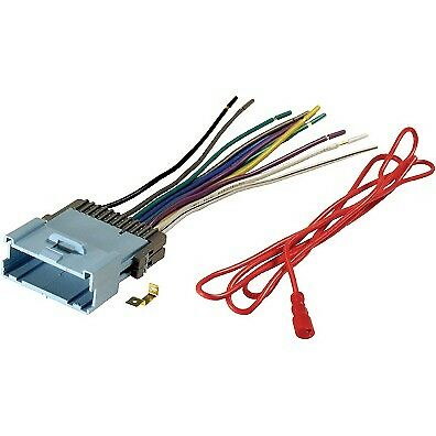 $6.49 • Buy Aftermarket Radio Stereo Install Dash Wire Wiring Harness Cable OEM Plug Adapter