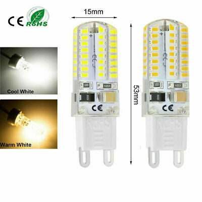 AU2.53 • Buy 1-10X G9 LED BULB 3W 110/220V Capsule Light Bulb Corn Bulb Replace Halogen Lamp