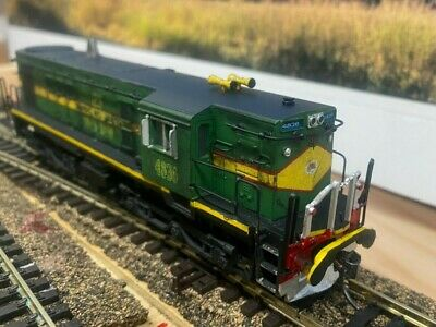 AU185 • Buy NSWGR 48 Class Locomotive (4836) 125 Year Paint Scheme Powerline HO Scale
