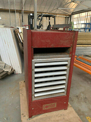 £100 • Buy 2 Combat Industrial Space Heaters 23.31 Kw Output MODEL CUHA 80