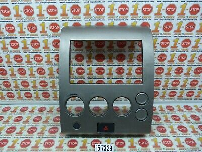 $49.99 • Buy 2004-2005 Nissan Titan Le Center Dash Ac Control Radio Console Trim Bezel Oem