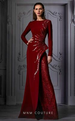 $ CDN1238.55 • Buy MNM Couture K3850 Evening Dress ~LOWEST PRICE GUARANTEE~ NEW Authentic