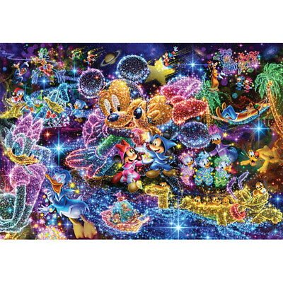 £5.93 • Buy 5D Full Drill Diamond Painting Mickey Mouse And Donald Duck Cross Stitch Kit