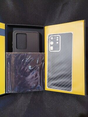 $ CDN18.16 • Buy Grip Galaxy S20 Ultra Case + Skin Black By Dbrand