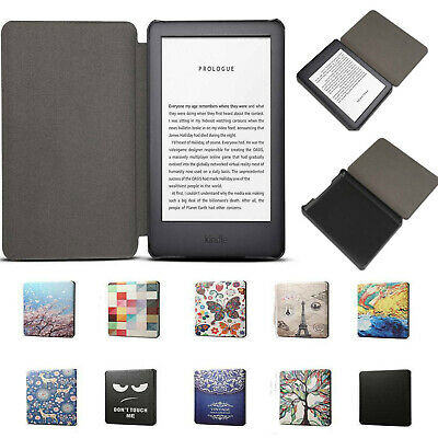 AU14.39 • Buy Painted Smart Shockproof Case Cover For Amazon Kindle Paperwhite 1 2 3 4 Oasis 2