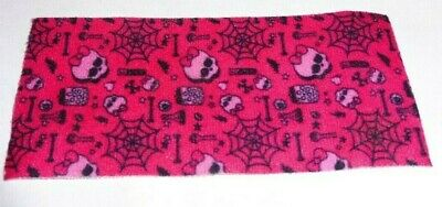 £1.25 • Buy Monster High Spares Create A Monster Color Me Creepy Chamber Red Towel