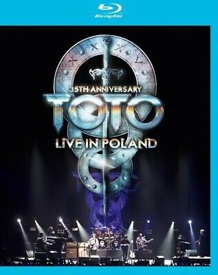 £25.41 • Buy Toto 35th Anniversary Tour Live In Poland Blu-Ray All Regions NEW