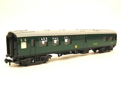 £19.50 • Buy Trix TTR MK1 Buffet Coach Southern Green Livery No.S1852 (OO Gauge) Unboxed O145
