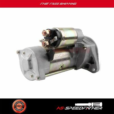 $94.90 • Buy Starter For Ford E-series Vans Excursion 01-03 7.3l 1c24-11000-aa Sfd0086 Sa-903