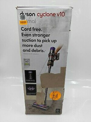 AU550.53 • Buy Dyson Cyclone V10 Animal Cordless Stick Vacuum Cleaner -TT0808