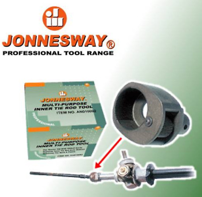 $ CDN40.04 • Buy NEW~ Jonnesway AN010092 Universal Inner Tie Rod Hex Wrench Removal Tools 33-42MM