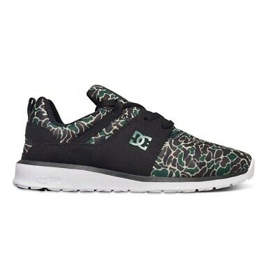 £54.99 • Buy Dc Shoes Heathrow Se Black Camouflage Trainers (uk 8 Eur 42)