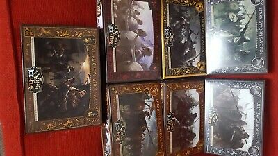 £140 • Buy Game Of Thrones Miniatures A Song Of Ice And Fire