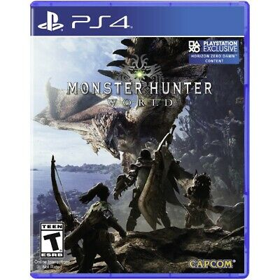 AU24.68 • Buy Jeu Ps4 Monster Hunter World