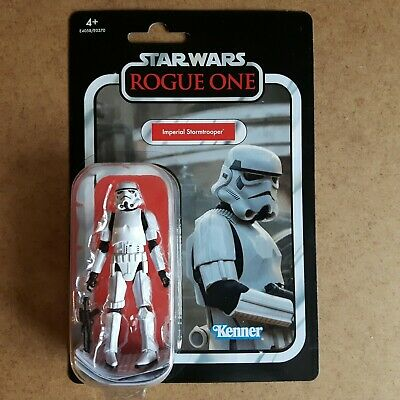 Star Wars The Vintage Collection VC140 Imperial Stormtrooper 3.75  Action Figure • 34.95£