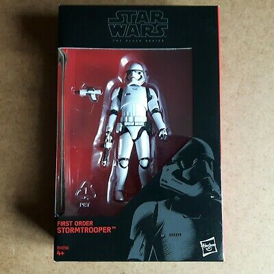 Star Wars The Black Series First Order Stormtrooper 3.75  Action Figure Tfa • 11.95£