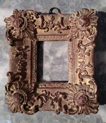 Ornate Gilt Gothic Revival Style Frame.Good Condition. • 65£