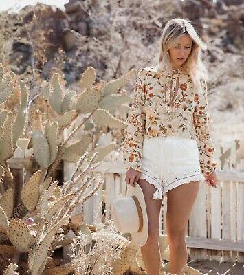 AU80 • Buy Spell & The Gypsy Collective Sayulita Blouse Sunflower