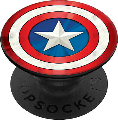 AU14.99 • Buy Pop Grip Socket Swappable Universal Mobile Mount Tablet Holder Stand Captain Am