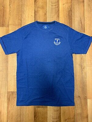 Mens Everton Dotted T-Shirt (Medium) Used • 4.99£