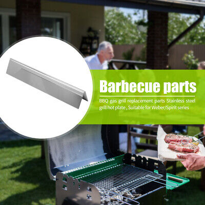 $ CDN50.65 • Buy BBQ Gas Grill Heat Plate Shield Heat Tent Replacement Parts For Weber Spirit