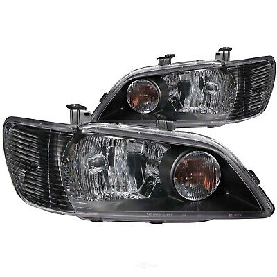$218 • Buy Headlight Assembly-Clear Lens Black Anzo 121101