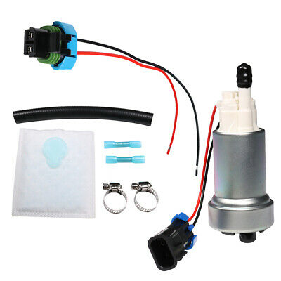 $32.99 • Buy 450LPH E85 12V Performance Racing Electric Fuel Pump W Install Kit F90000267