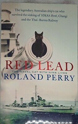 AU25 • Buy Red Lead By Roland Perry Paperback NEW Free Shipping