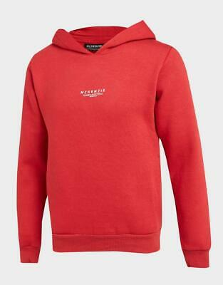 £11.99 • Buy New McKenzie Boys' Essential Overhead Hoodie From JD Outlet