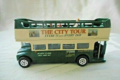 $ CDN35.14 • Buy Vtg. Corgi City Tour Double Decker Bus With People(mint)