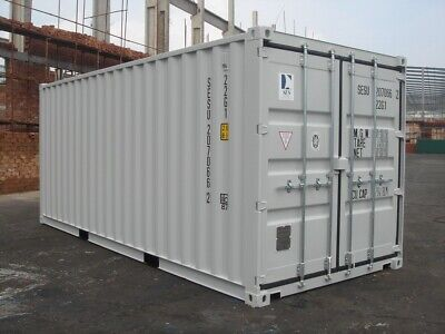 AU6360 • Buy 20' Shipping Container - New