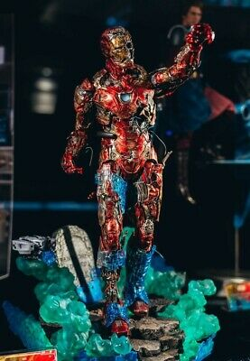 $ CDN410.37 • Buy (Pre Order) Hot Toys Mysterio's Iron Man Illusion (Spider-Man: Far From Home)
