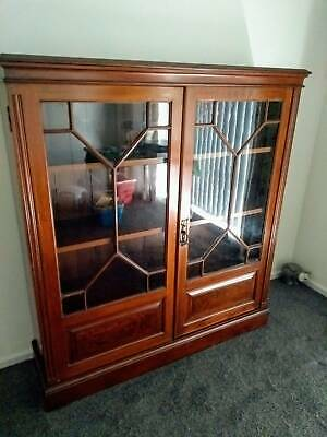 AU900 • Buy Antique Bookcase And Display Cabinet