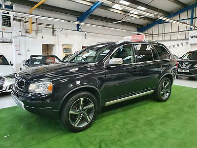 2014 Volvo XC90 2.4 D5 R-Design Nav Geartronic AWD 5dr SUV Diesel Automatic • 13,990£