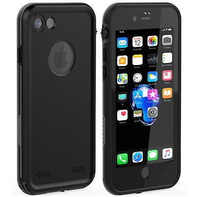 AU26.99 • Buy For IPhone 7 Case Waterproof Iphone 8 Plus Cover Shockproof Screen Protective