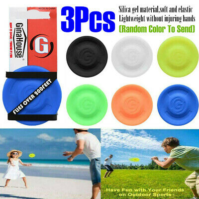 £5.16 • Buy 3PC Mini Zip Chip Soft Spin Zipchip For Outdoor Exercise Training Gravity Game