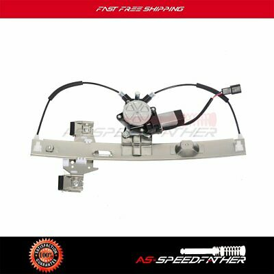 $71.19 • Buy 04-08 Window Regulator With Motor For Pontiac Grand Prix Rear Left