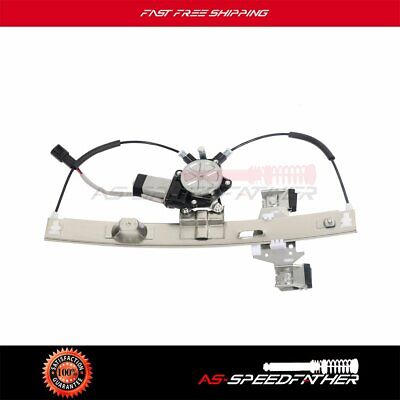 $78.19 • Buy 04-08 Window Regulator With Motor For Pontiac Grand Prix Rear Right