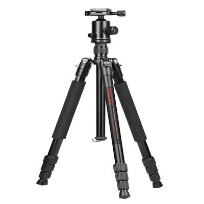 AU109.95 • Buy Philex Professional Tripod Stand Holder Ball Head For Most DSLR/Digital Camera