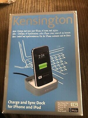 Kensington Charge And Sync Dock For Iphone And Ipod  • 11£