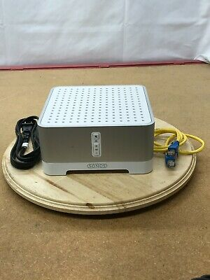 Sonos Connect Multi-Room Music System ZonePlayer ZP120 Tested *Good Shape • 131.09£