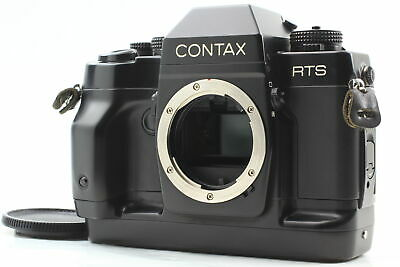 $ CDN626.59 • Buy [Almost MINT] Contax RTS III MF 35mm SLR Film Camera Black Body From JAPAN