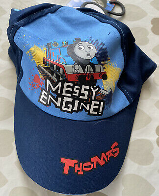 £4.25 • Buy Kids Official Thomas The Tank Engine Cap - Age 1-6 Years, New With Tags