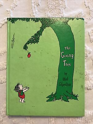 The Giving Tree By Shel Silverstein 1961 Hardback • 7.28£