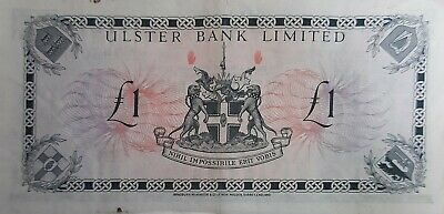 1960s 1 Pound Note LIMITED 100% GENUINE  • 2.01£