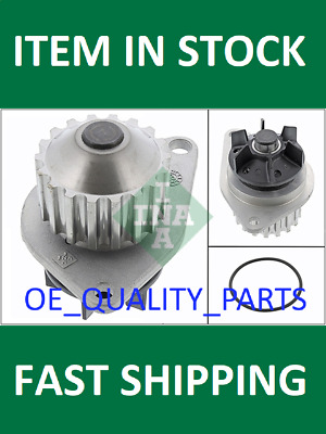 Water Pump Coolant Engine Cooling 538005510 LUK • 45.96£