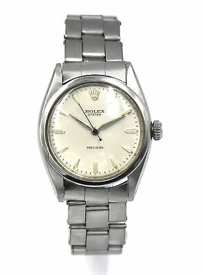 $ CDN778.32 • Buy VINTAGE ROLEX OYSTER PRECISION 6427 WRISTWATCH 17 JEWELS STAINLESS STEEL C1959
