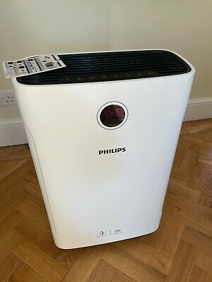 View Details Philips Series 3000i 2-in-1 Air Purifier And Humidifier - AC3829/60 • 250.00£