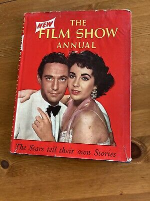 £3 • Buy The New Film Show  Annual 1960s Vintage